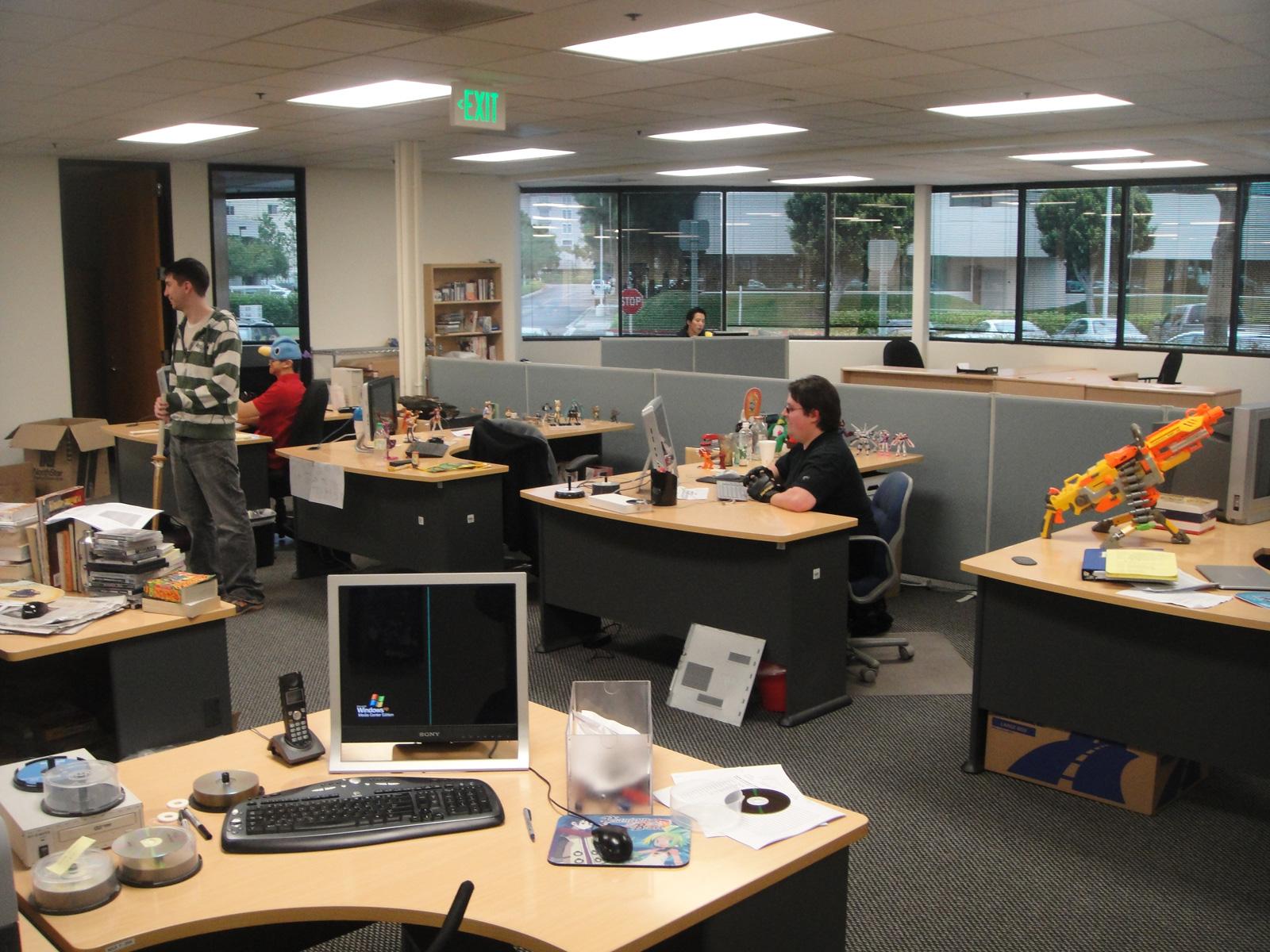 las oficinas de nisa pintas inside meristation