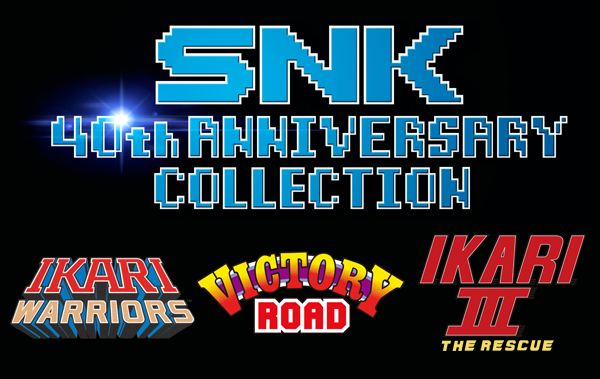 Ikari Warriors Series SNK 40th