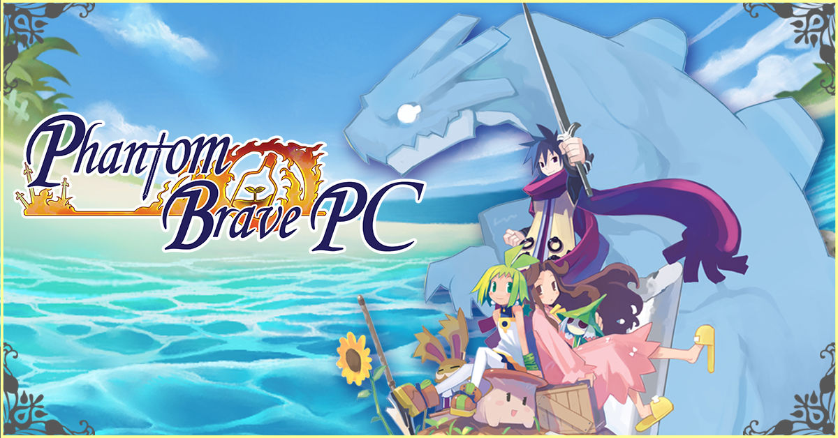 Phantom Brave Included In October's Humble Discovery Pack!